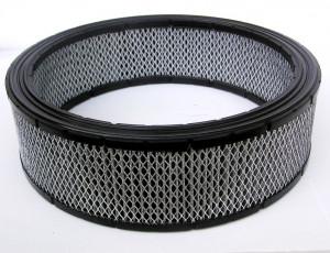 """Spyder 14"""" x 4""""  High Performance Street Air Filter"""