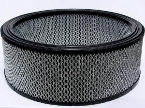 """Spyder 14"""" x 5"""" High Performance Street Air Filter"""