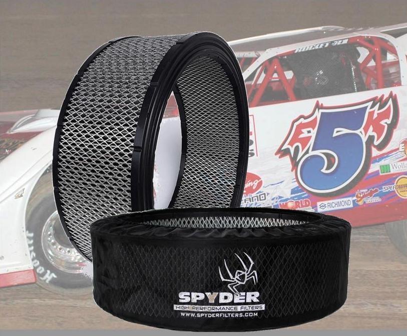 Spyder Dirt Racing Filter